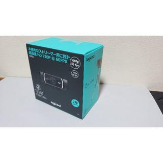 2年保証あり 新品未使用 C922 Logicool ロジクール ウェブカメラ
