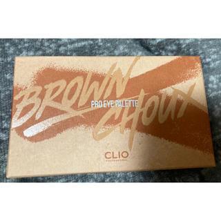 CLIO プロアイシャドウパレット 2号 ブラウンシュー 0.6g×10色
