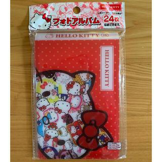 ハローキティ(ハローキティ)のハローキティ フォトアルバム 24枚 (300円)(アルバム)