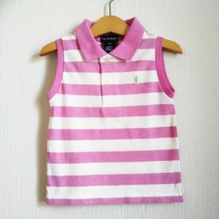 Ralph Lauren - 新品紙タグ付き☆ラルフローレンのポロシャツ☆90