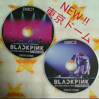 BLACKPINK✨IN YOUR AREA 東京ドーム💕DVD2枚組(ミュージック)