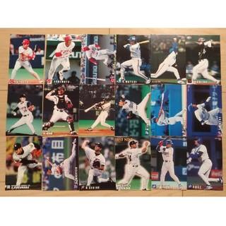 カルビー(カルビー)のプロ野球チップス 18枚(スポーツ選手)