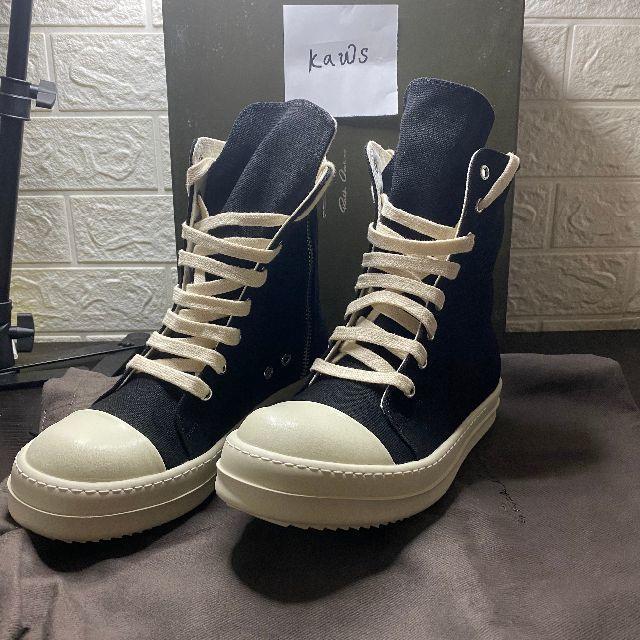 Rick Owens(リックオウエンス)のRick Owens スニーカー メンズの靴/シューズ(スニーカー)の商品写真