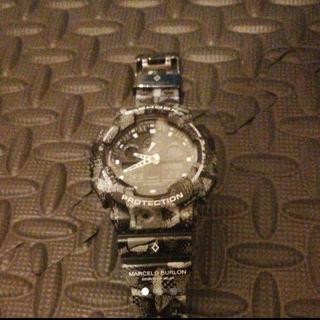ジーショック(G-SHOCK)のG-SHOCK×Marcelo burlon(腕時計(デジタル))