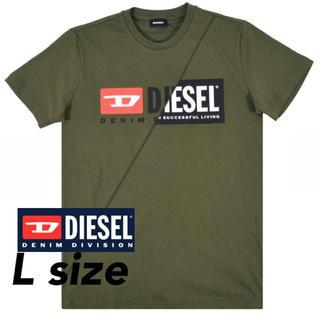 ディーゼル(DIESEL)の DIESEL ディーゼル Tシャツ 半袖tシャツ カットソー Lサイズ (Tシャツ/カットソー(半袖/袖なし))