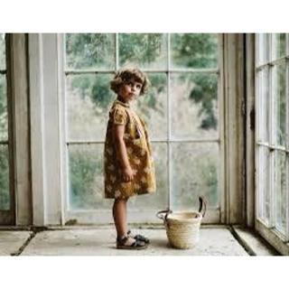 Caramel baby&child  - little cotton clothes mimi dress
