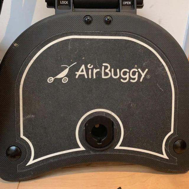 AIRBUGGY(エアバギー)の2WAY BOARD 立ち乗り・ハンドル付きイス 一人乗りCOCOシリーズ対応 キッズ/ベビー/マタニティの外出/移動用品(ベビーカー用アクセサリー)の商品写真