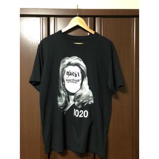 sacai - sacai×undercover 2017 コラボtシャツ サイズ2 ブラック