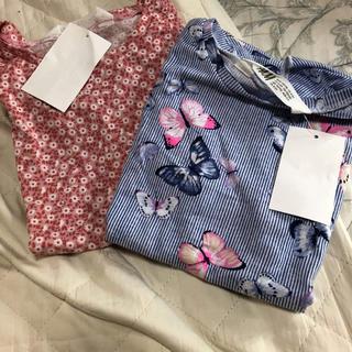 エイチアンドエム(H&M)のH&M 半袖 100 105 110 115(Tシャツ/カットソー)