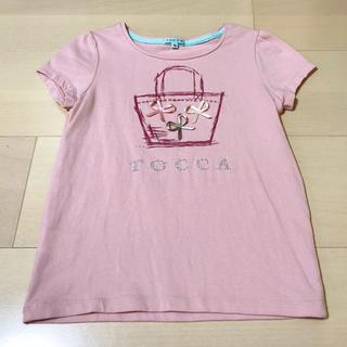 トッカ(TOCCA)のTOCCA♡bagデザイントップス✨110(Tシャツ/カットソー)