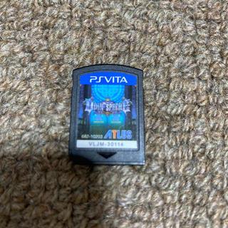 プレイステーションヴィータ(PlayStation Vita)のオーディンスフィア(携帯用ゲームソフト)