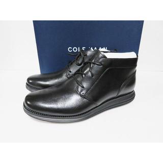 コールハーン(Cole Haan)の定価5.3万 COLE HAAN ORIGINAL GRAND CHKA 9.5(ブーツ)