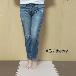 theory - AG × theory コラボデニム