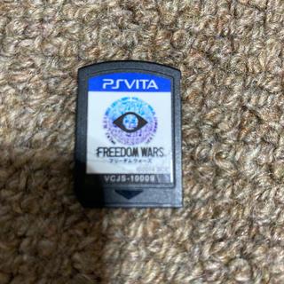 プレイステーションヴィータ(PlayStation Vita)のフリーダムウォーズ(携帯用ゲームソフト)