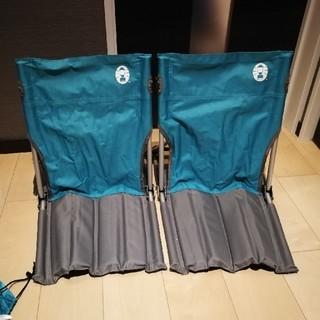 コールマン(Coleman)のColeman 座椅子 2脚セット(テーブル/チェア)
