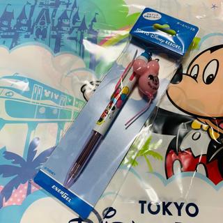Disney - ディズニーリゾート ミッキー バルーン 3色 ボールペン