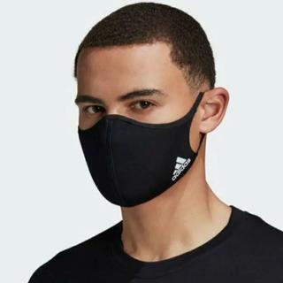 アディダス(adidas)の【タイムセール】アディダス adidas マスク  フェイスカバー 1枚(その他)
