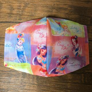 9-13 夏用 プリンセス 立体インナーマスク(その他)