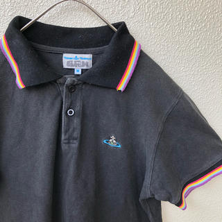 ヴィヴィアンウエストウッド(Vivienne Westwood)のVivienne Westwood MAN ポロシャツ 半袖 カットソー オーブ(ポロシャツ)