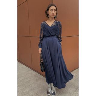 Ameri VINTAGE - AMERI LADY LACE VEIL DRESS