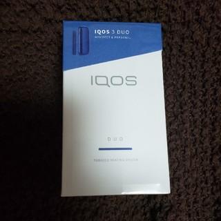 アイコス(IQOS)のIQOS3 DUO(タバコグッズ)