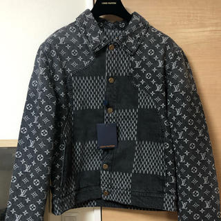 LOUIS VUITTON - LOUIS VUITTON NIGO LVMADE デニムジャケット