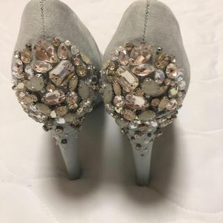 ランダ(RANDA)のランダの靴です(ハイヒール/パンプス)