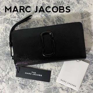 MARC JACOBS - 新品未使用 MARC JACOBS マークジェイコブス 長財布 ブラック 人気