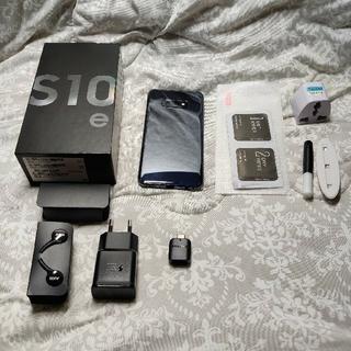 ギャラクシー(Galaxy)の【おまけ付】S10e 128GB/6GB SM-G970F/DS シムフリー(スマートフォン本体)