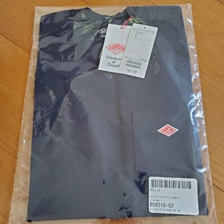 DANTON - 新品DANTON  Tシャツ ネイビー レディース