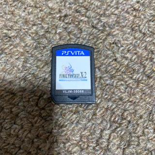 プレイステーションヴィータ(PlayStation Vita)のファイナルファンタジー 10-2(携帯用ゲームソフト)