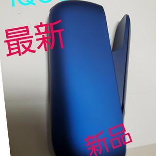アイコス(IQOS)のIQOS3 DUO アイコス3 デュオ チャージャー 新品 ブルー(タバコグッズ)