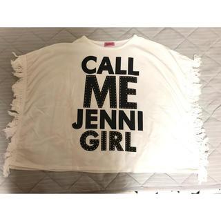 ジェニィ(JENNI)のJENNI フリンジTシャツ(Tシャツ/カットソー)