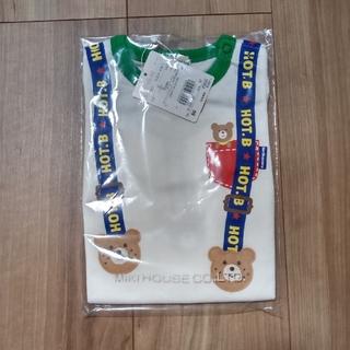HOT BISCUITS - ミキハウス ホットビスケッツ Tシャツ