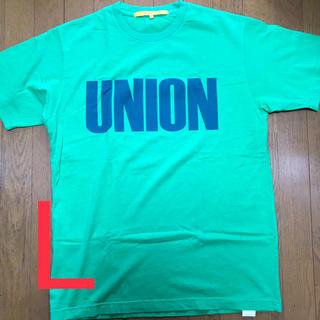 Supreme - UNION BIG LOGO Tシャツ ビッグロゴ