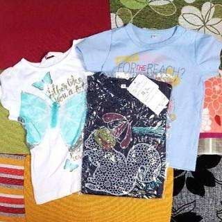 エイチアンドエム(H&M)の新品未使用 H&M Tシャツ(Tシャツ/カットソー)