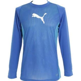 プーマ(PUMA)の【新品】PUMA プーマ サッカー フットサルシャツ Mサイズ(ウェア)