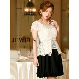 JEWELS - ✨新品✨JEWELS PROM バルーンシルエットレースドレス