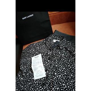 Saint Laurent - SAINT LAURENT PARIS 20SS アニマルタイガーシャツ