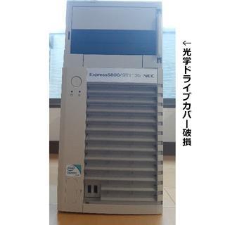 NEC - NEC Express5800 GT110b/Core i7/RAM 10GB