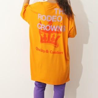 RODEO CROWNS WIDE BOWL - 新品オレンジ※早い者勝ちノーコメント即決しましょう❗️コメントやめましょう❌ダメ