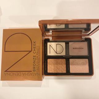 セフォラ(Sephora)のNatasha Denona Bronze Cheek palette(フェイスカラー)