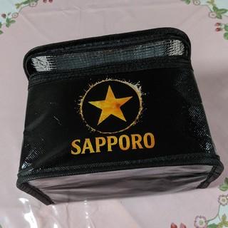 【未使用】サッポロ 黒ラベル 保冷バッグ 非売品(弁当用品)