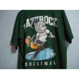 カズロックオリジナル(KAZZROCK ORIGINAL)の新品 「「kazzrock orginal」バックプリントTシャツ  3Lサイズ(Tシャツ/カットソー(半袖/袖なし))