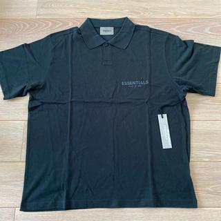 エッセンシャルデザイン(ESSENTIAL DESIGNS)の[新品]FOG  Essentials  2020SS  ポロシャツ  Sサイズ(ポロシャツ)