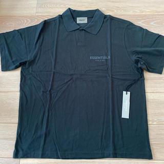 エッセンシャルデザイン(ESSENTIAL DESIGNS)の[新品]FOG  Essentials  2020SS  ポロシャツ  Mサイズ(ポロシャツ)