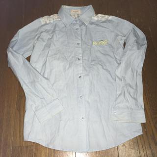 レピピアルマリオ(repipi armario)のシャツ(ブラウス)