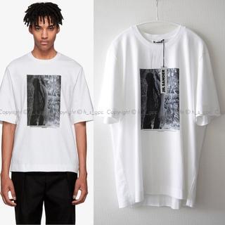 ジルサンダー(Jil Sander)の【200着限定】ジルサンダー フォトプリント Tシャツ カットソー(Tシャツ/カットソー(半袖/袖なし))