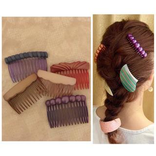Lochie - Europa vintage hair comb