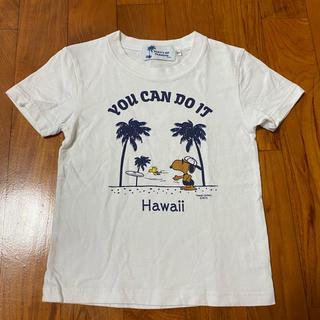 SNOOPY - 【ハワイ限定】日焼けスヌーピー キッズTシャツ 120
